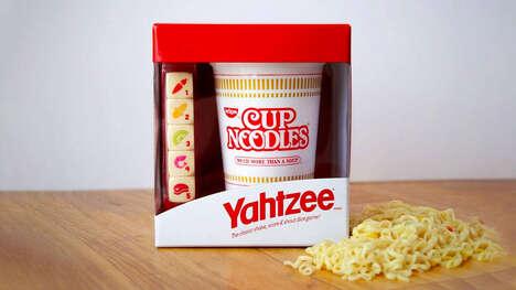 Instant Noodle Dice Games