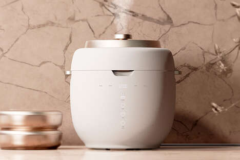 Double-Layered Electric Rice Cookers