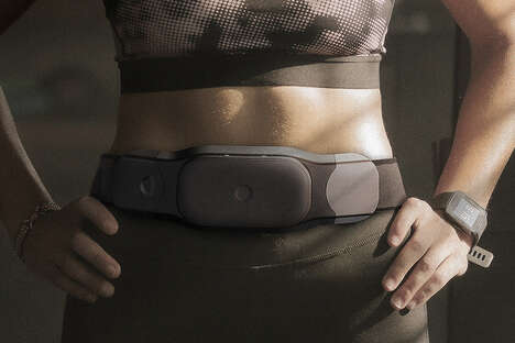 Waist-Supporting Smart Belts