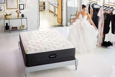 Wedding-Themed Mattresses