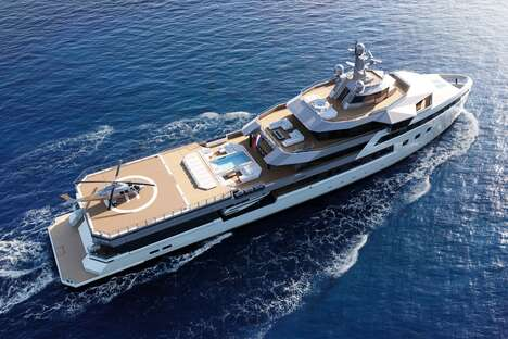 Chartered Luxury Yacht Experiences