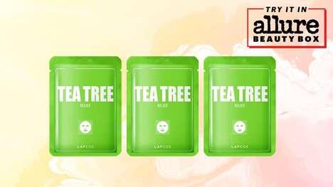 Hydrating Tea Tree Facials
