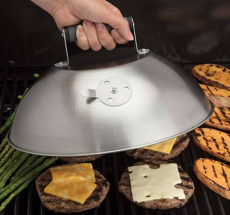 Steaming Barbecue Accessories