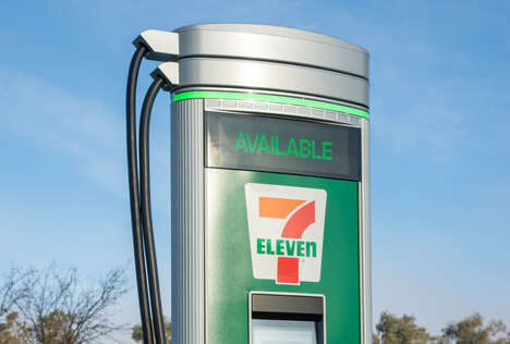 Retailer EV Charger Expansions