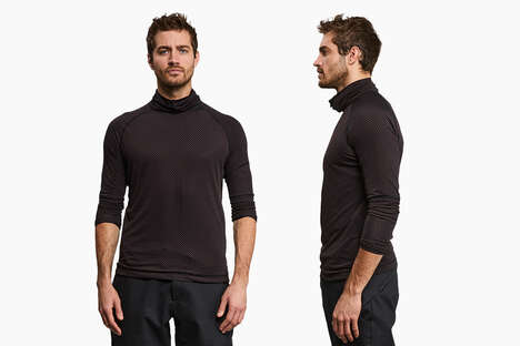 Antimicrobial Copper-Infused Base Layers