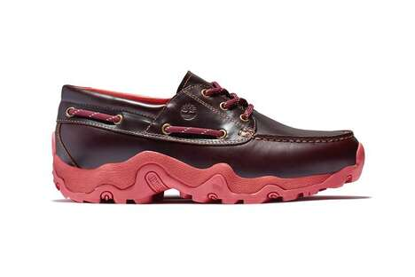 Chunky Outsole Boat Shoes