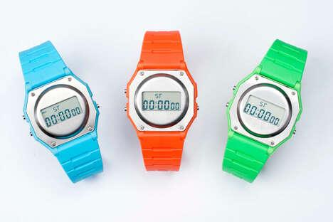 Nostalgic Wristwatch Reworks