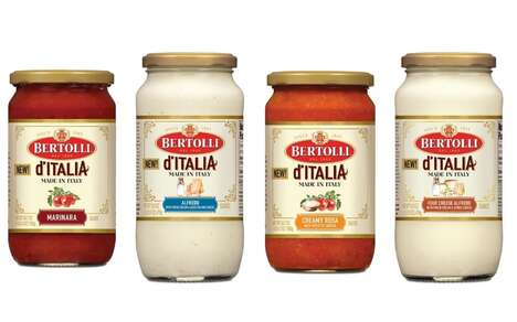 Tuscany Inspired Pasta Sauces