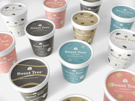 Allergen-Friendly Frozen Desserts