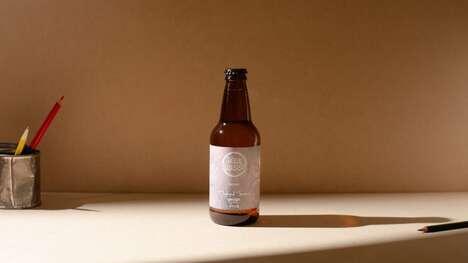 QR-Code Beer Bottles