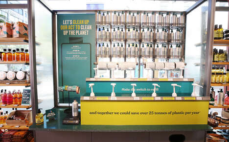 Body Care Refill Stations
