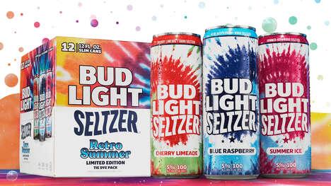 Retro Seltzer Packs