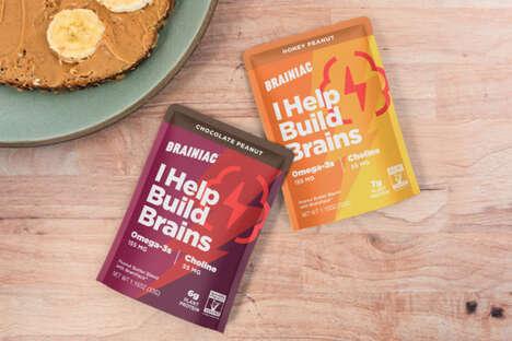Brain-Boosting Peanut Butters