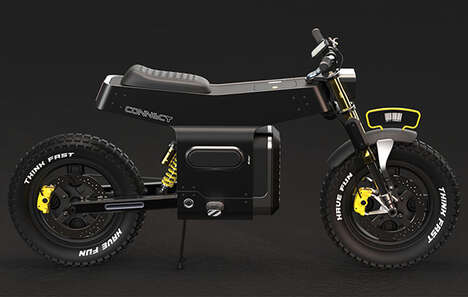 Eco Urban Electric Motorcycles
