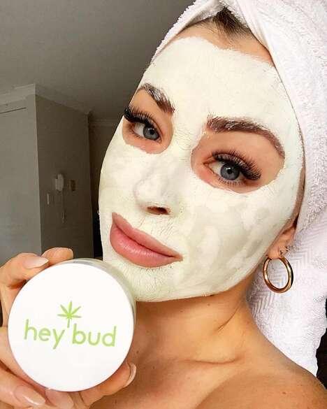 Glow-Boosting Hemp  Skincare