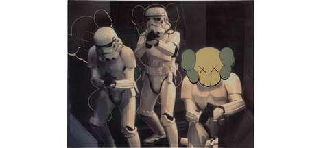 Ultra-Rare Pop Art Paintings