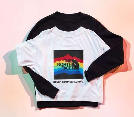 Pride-Celebrating Apparel Collections