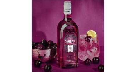 Consumer-Driven Gin Spirit Flavors