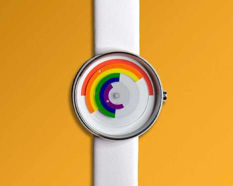 Architect-Backed Pride Timepieces