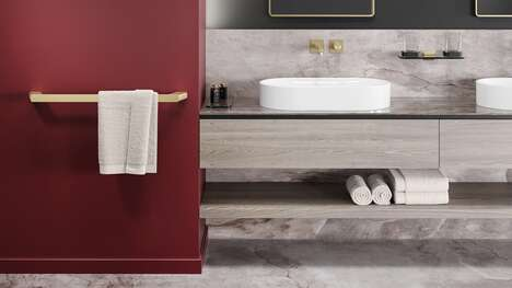 Luxuriously Made Bathroom Accessories