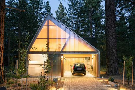 Forest-Friendly Cabin Retreats