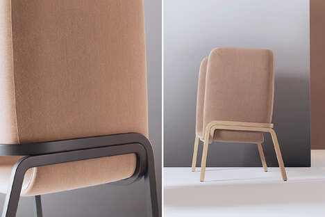 Modular Privacy Office Chairs