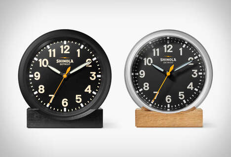 Timeless Americana Desk Clocks