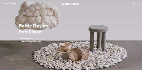 Interactive Tactile Art Exhibitions