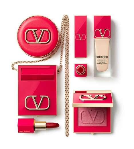 Expressive Luxury Makeup