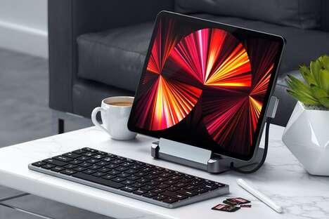 Desktop Tablet Adapter Docks