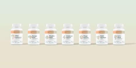 Adaptogenic Extract Capsules