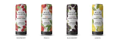 All-Natural Canned Cocktails