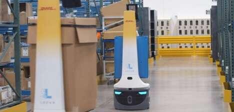 Warehouse Robotics Collab Projects