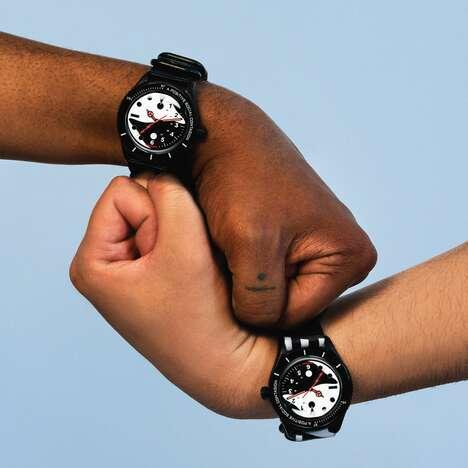 Streetwear-Style Luxury Watches