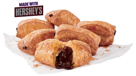 Chocolate-Packed QSR Pastries