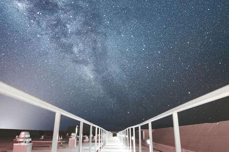 Educational Stargazing Hotel Experiences