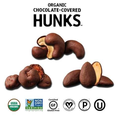 Dairy-Free Vegan Chocolate Snacks