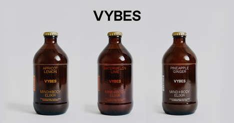 Fruity Adaptogenic Elixirs
