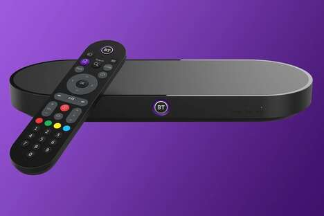 HDR-Equipped High-Definition TV Boxes