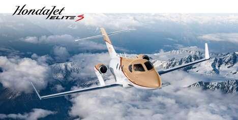 Luxurious Lightweight Business Jets
