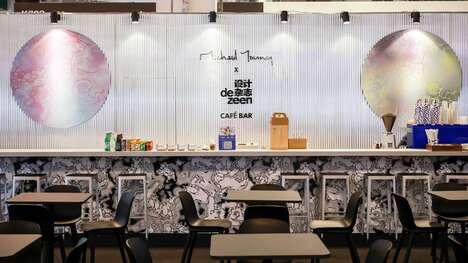 Artistic Shanghai Cafe Bars