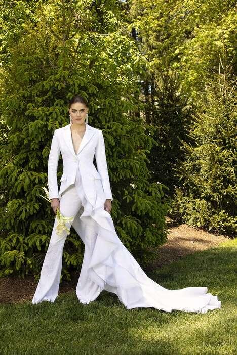 Stylish Bridal Suits