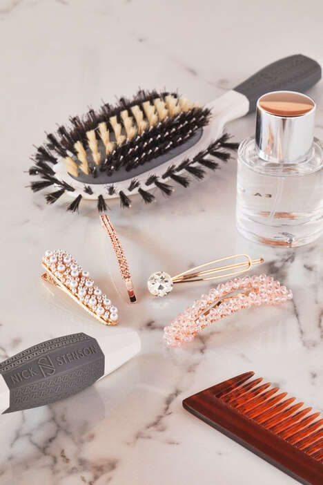 Co-Branded Demure Hair Clips
