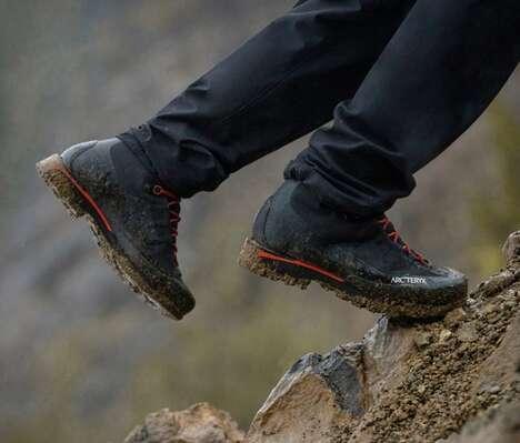 Agile Outdoorsman Footwear