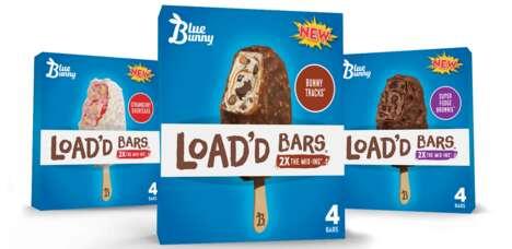 Overloaded Ice Cream Bars