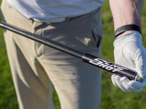 Optimized Golf Swing Trainers
