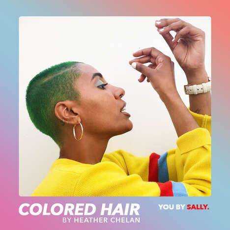 Expressive Hair Campaigns