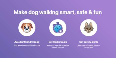 Dog-Walking Route Finders