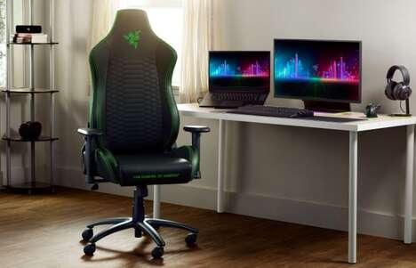 Customizable Comfort Gamer Chairs