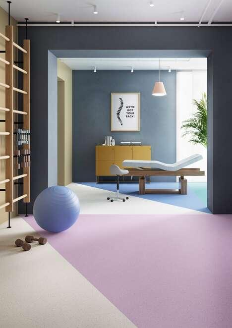 Multi-Layered Vinyl Floors